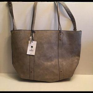 New Taupe Aldo Handbag